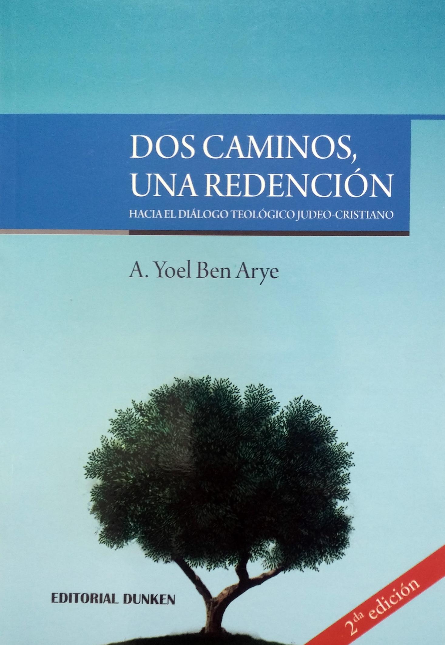 Dos caminos Una redencion - tapa del libro